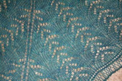 StacyShawlCloseup100409 240x160 The Stacy Shawl