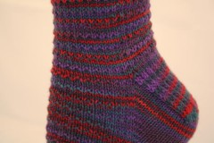 sunrisesockcloseup 240x160 WendyKnits Sunrise