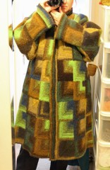 CoatWorn080712 156x240 Kureyon Coat: After