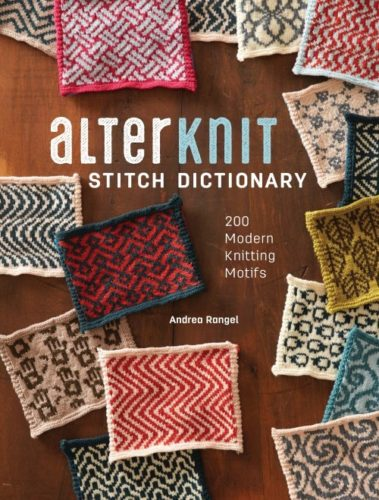 BookCover071617 379x500 Alterknit Stitch Dictionary